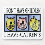 Catren's Mousepad