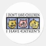 Catren's Sticker