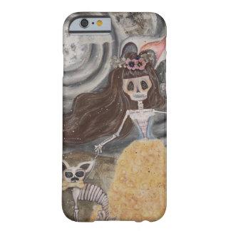 Catrina de la Noche Barely There iPhone 6 Case