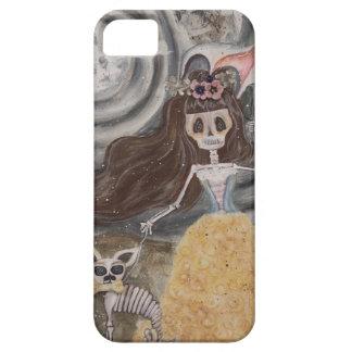 Catrina de la Noche iPhone SE/5/5s Case