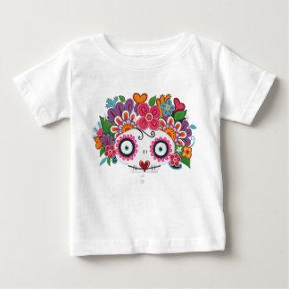 Catrina Skelly Baby T-Shirt