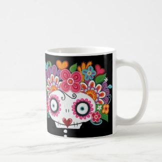 Catrina Skelly Coffee Mug