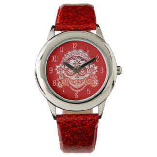 Catrina Sugar Skull Lady Watch - Day of the Dead