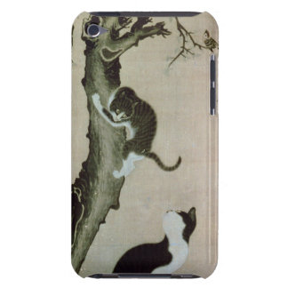 Cats, 17th century (ink on silk) iPod touch cover