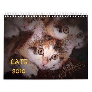 CATS 2010 Calander Calendar