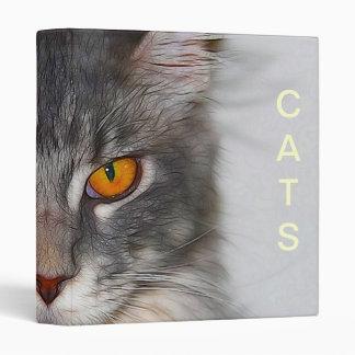 CATS 3 RING BINDER