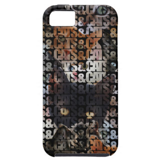 Cats and Cats and iPhone SE/5/5s Case