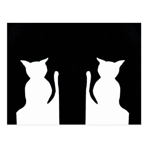 Cats and Cats Postcard - CricketDiane Art & Design