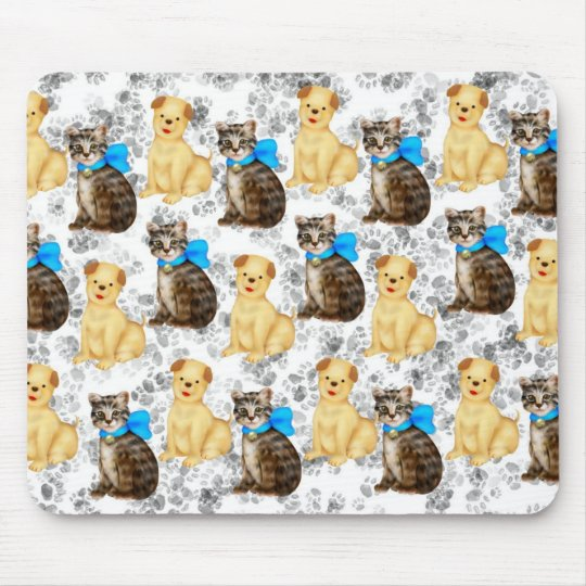 cats and dogs2 mouse pad