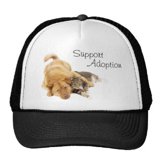 Cats and Dogs Trucker Hat