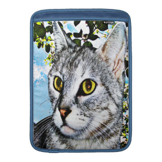 """Cats and Nature """"In Full Bloom"""" Rickshaw Sleeve"""