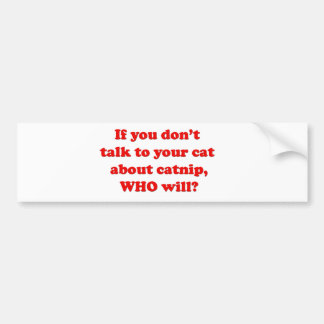 cats and pets bumper stickers