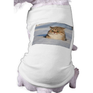 cats_and_snow7 T-Shirt