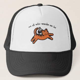 Cats Anonymous throwback Trucker Hat