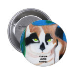 CATS ARE COOL button
