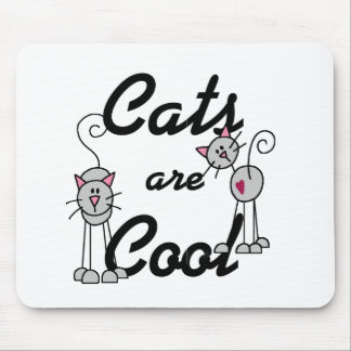 Cats Are Cool Mousepad