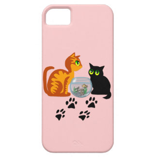 Cats At Play iPhone SE/5/5s Case
