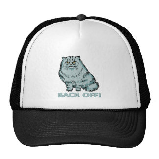 Cats: Back Off! Trucker Hat