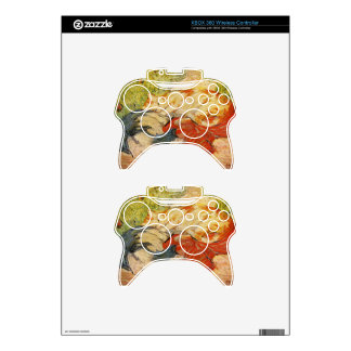 Cats by Franz Marc Xbox 360 Controller Skin