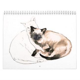 Cats Calendar
