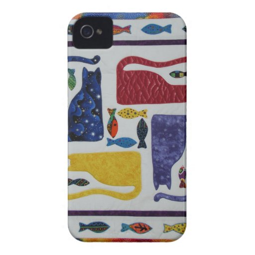 Cats iPhone 4 Cover