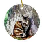 CATS CHRISTMAS TREE ORNAMENTS