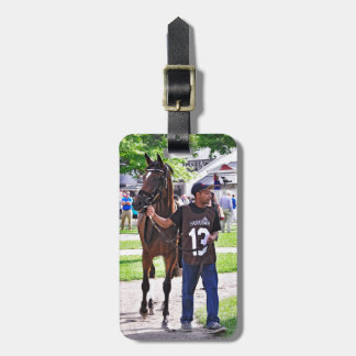 Cat's Claw wins the Waya Stakes Bag Tag