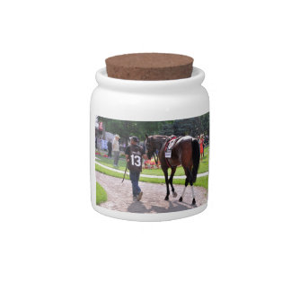 Cat's Claw wins the Waya Stakes Candy Jar