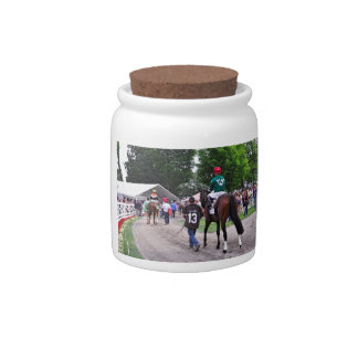Cat's Claw wins the Waya Stakes Candy Jars