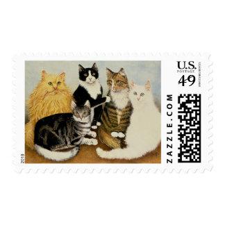 Cat's Cradle Postage
