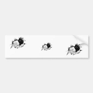 Cats&Dog Bumper Stickers