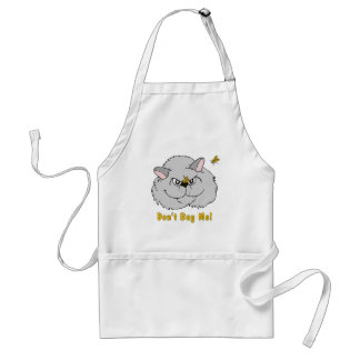 Cats: Don't Bug Me! Adult Apron