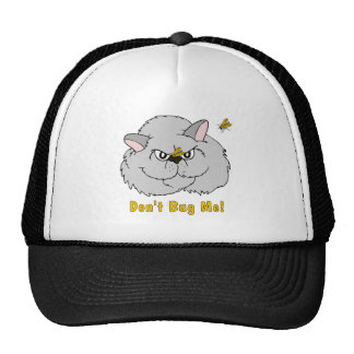 Cats: Don't Bug Me! Hat