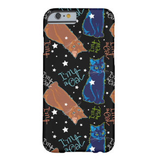 Cats don't sleep at night barely there iPhone 6 case