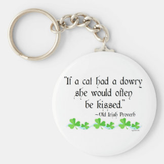 Cat's dowry key chains