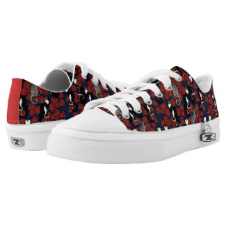 Cats everywhere Low-Top sneakers