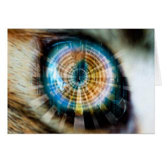 Cats Eye HUD Card