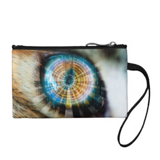 Cats Eye HUD Coin Wallet