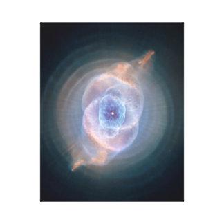 Cats Eye Nebula Canvas Print