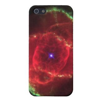 Cat's Eye Nebula Case For iPhone SE/5/5s