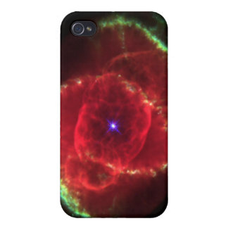 Cat's Eye Nebula Cover For iPhone 4