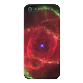 Cat's Eye Nebula Cover For iPhone SE/5/5s