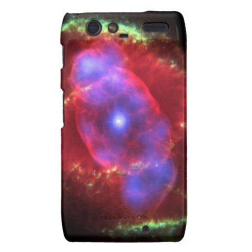 Cats Eye Nebula Droid RAZR Cover