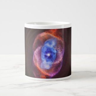 Cat's Eye Nebula - Hubble / Chandra Giant Coffee Mug