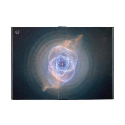 Cat's Eye Nebula Hubble Space iPad Mini Cover