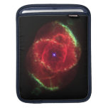 Cat's Eye Nebula iPad Sleeves