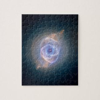 Cats eye Nebula Jigsaw Puzzle