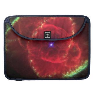Cat's Eye Nebula MacBook Pro Sleeve