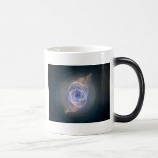 cats eye nebula magic mug