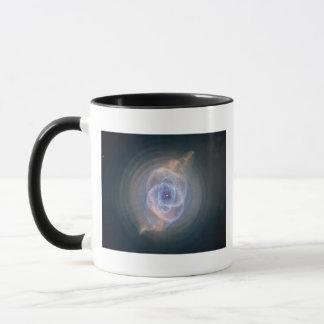 cats eye nebula mug
